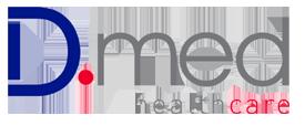 D.med Healthcare - Dein Diabetes Spezialist - Logo