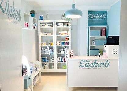 Zückerli - Dein Diabetes Spezialist - Standort Stadtallendorf